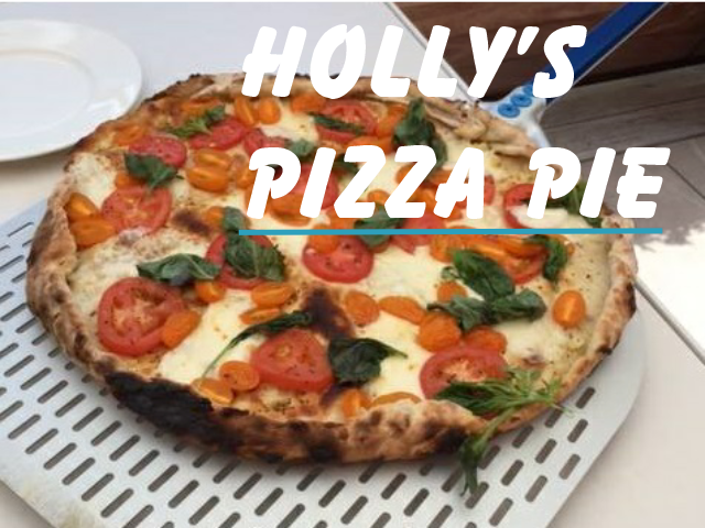 Holly Geraci's Pizza Pie