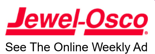 Image of Jewel-Osco logo with Link to Jewel-Osco Weekly Ad page