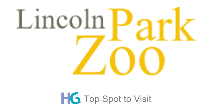 Image of a Lincoln Park Zoo Logo with Link to home Zoo site